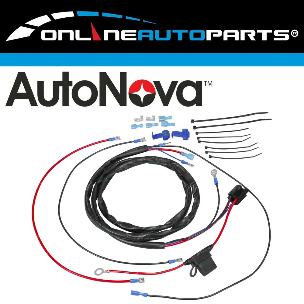 Horn Relay Wiring Kit Plug
