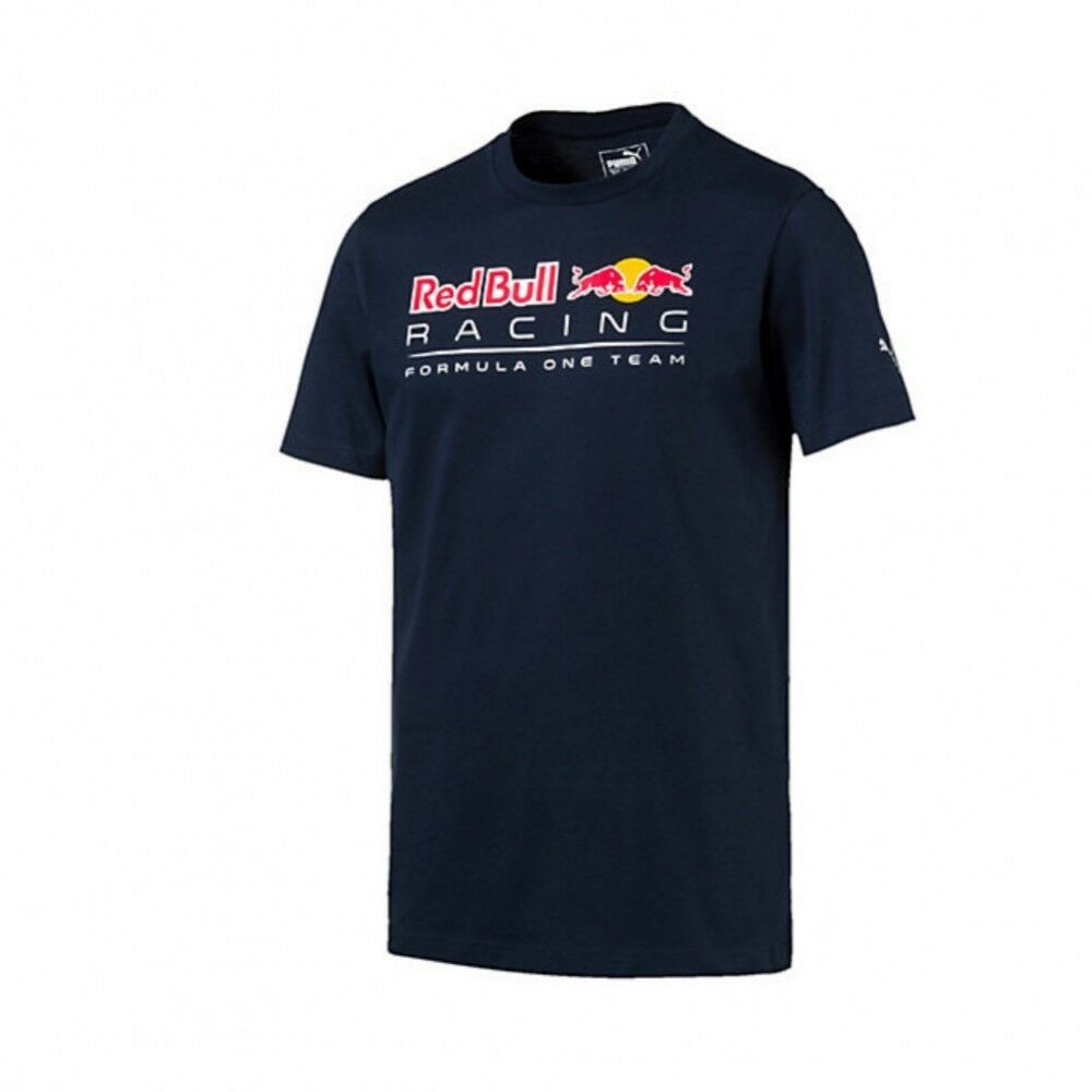 puma red bull formel 1 formula 1 rbr f1 logo tee shirt. Black Bedroom Furniture Sets. Home Design Ideas