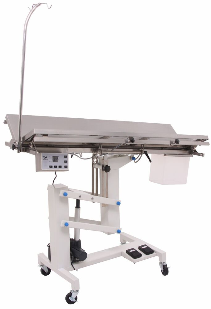 Veterinary Surgical Operating Table Ft 828h Electric Lift