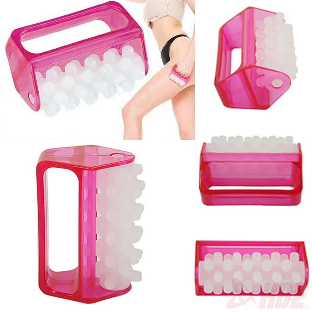 cell massager body leg roller slimming fat control anti cellulite fatigue relief ebay. Black Bedroom Furniture Sets. Home Design Ideas