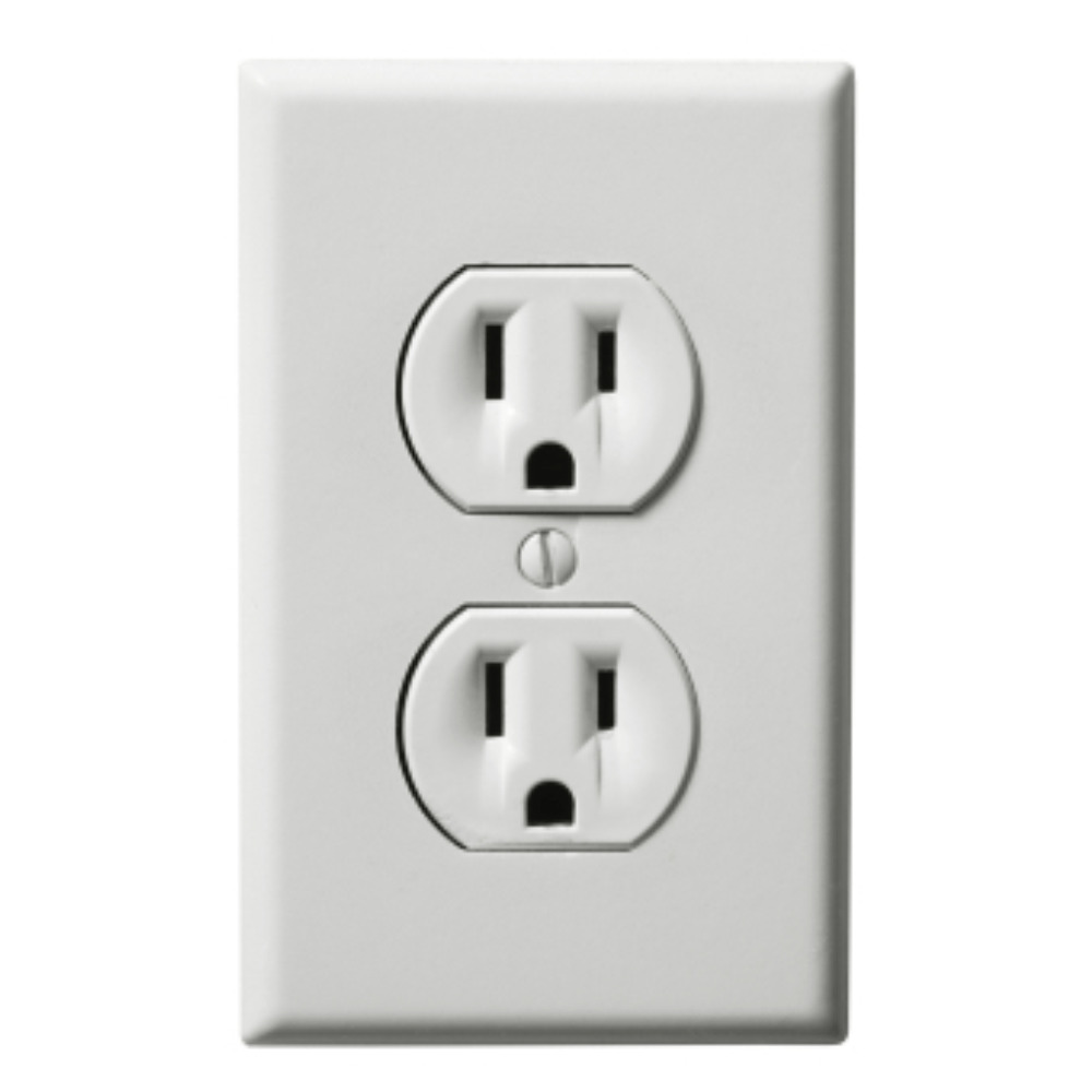 Fake Wall Outlet Sticker