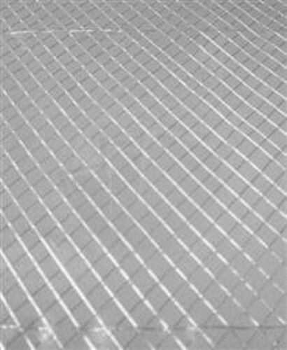 10 X 100 6 Mil Clear Nylon String Reinforced Poly