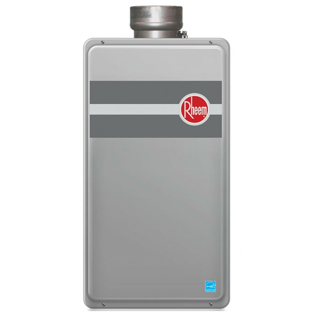 Natural Gas Tankless Indoor Water Heater