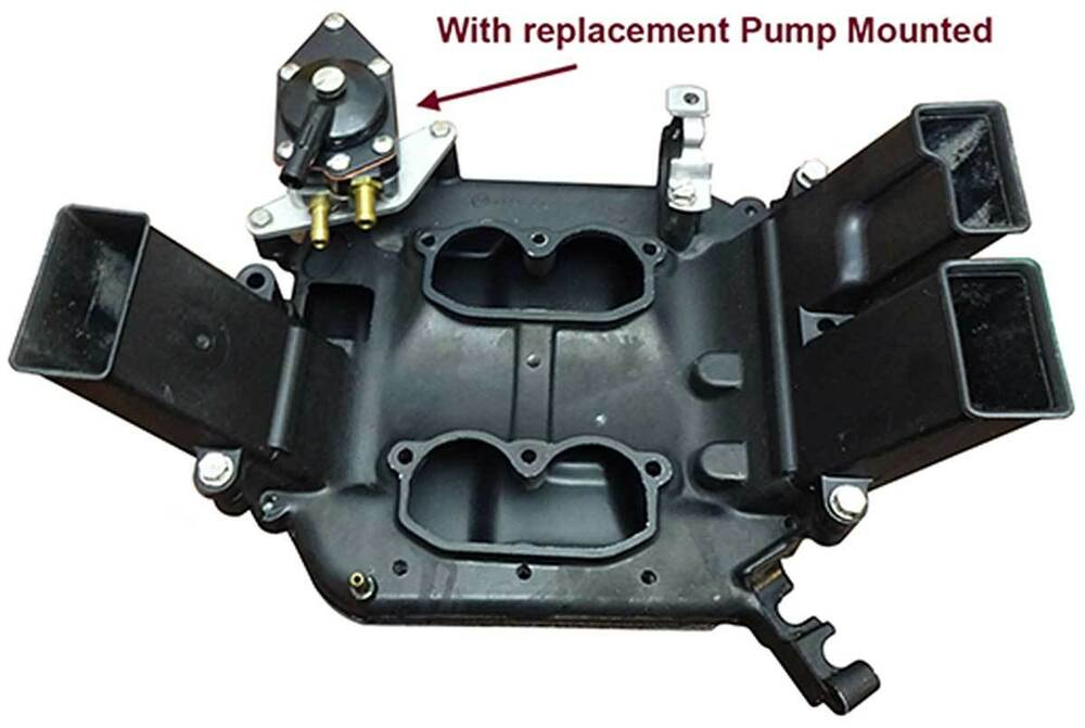 Evinrude Johnson Vro Fuel Pump Replacement Kit V4