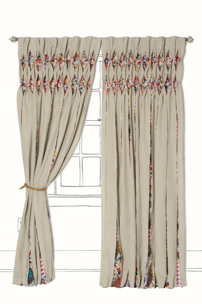 Curtains  Drapes  Window Treatments  Anthropologie