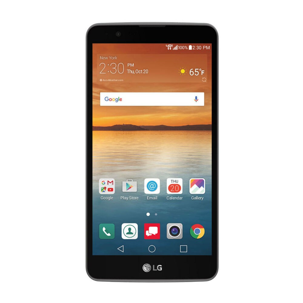 LG VS835 Stylo 2 Verizon Wireless 4G LTE Android ...