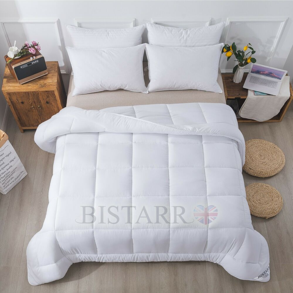 Hotel Collection King Size Quilts: MICROFIBER DUVET QUILT