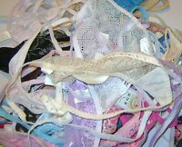 THONG -G STRING UNDER WEAR 5 PAIRS ONE BID! SIZE SMALL