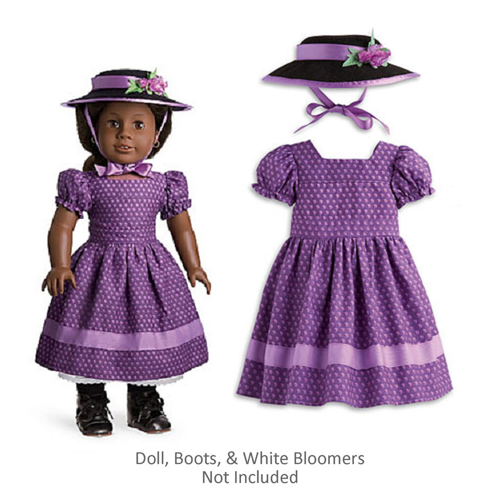 d1ba4a69d8 Details about American Girl ADDY SUNDAY BEST for 18