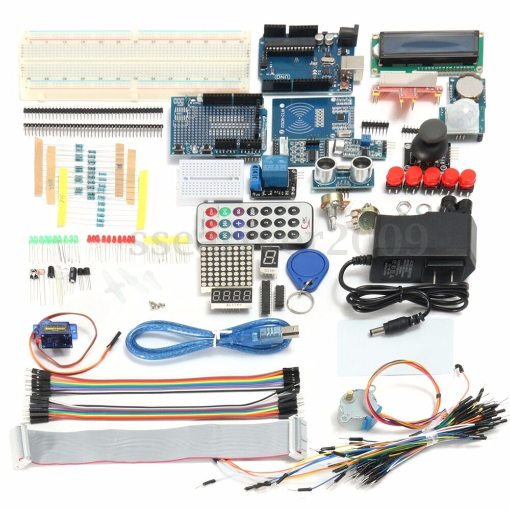 Ultimate uno r lcd starter learning kit for arduino