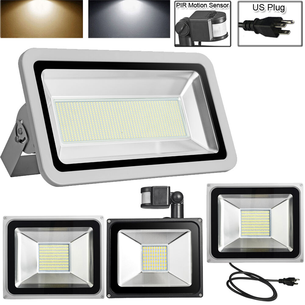 500W 300W 200W 150W 100W 50W 30W 20W 10W LED Flood Lights