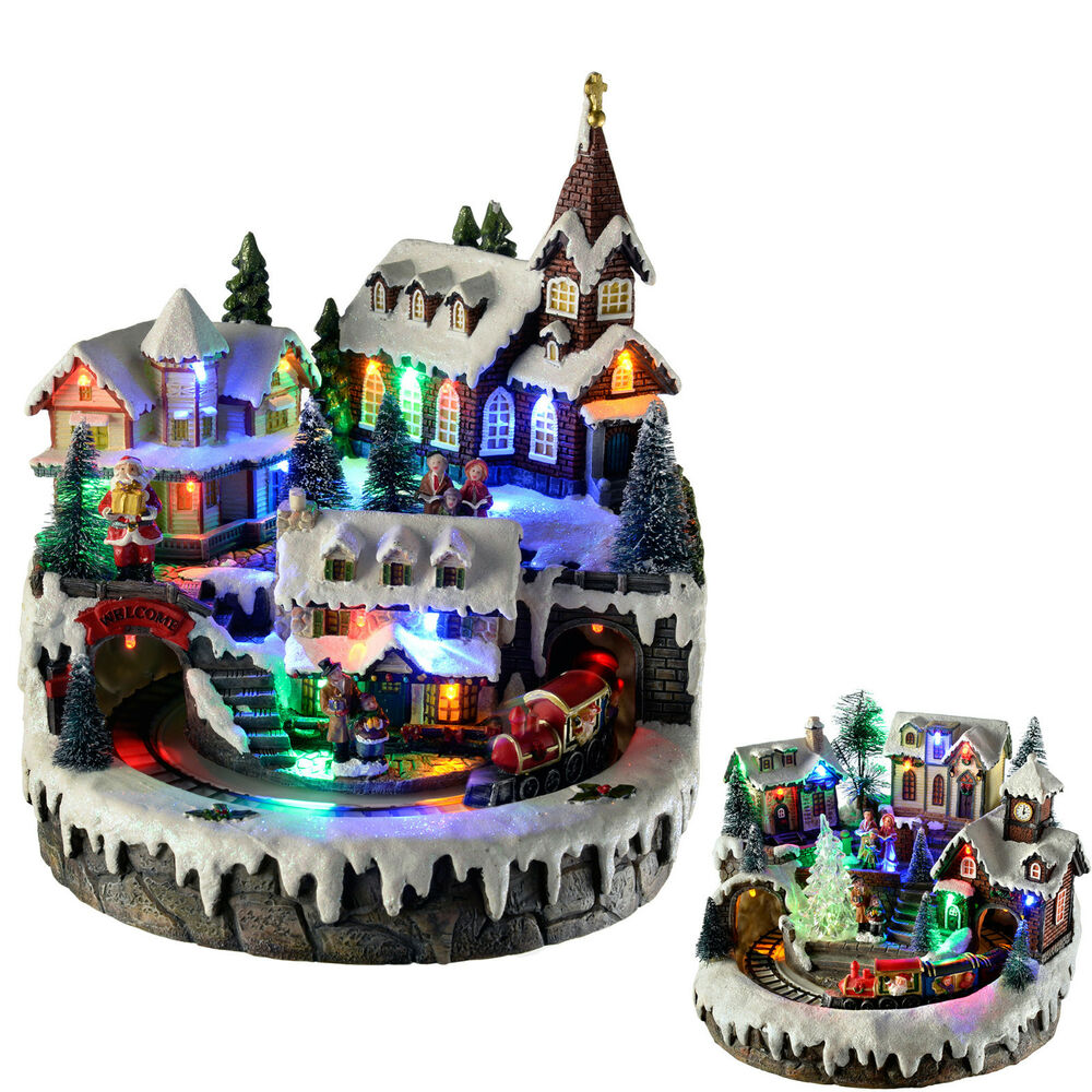 Christmas animated decorations uk for Animation decoration noel