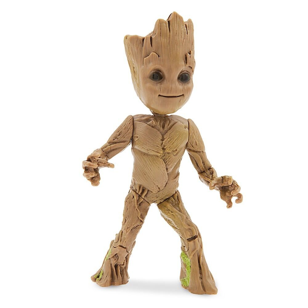 Disney Store Guardians Of The Galaxy Baby Groot Wind Up