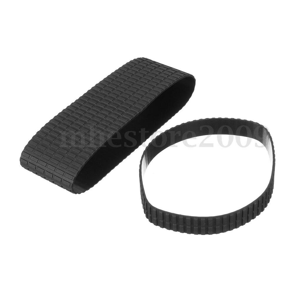 Lens Zoom Grip Amp Focusing Rubber Ring Replacement Part For