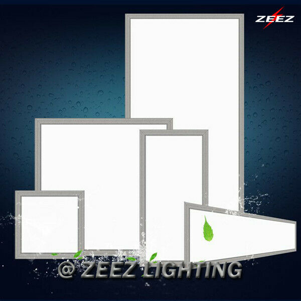 1 X 2 Led Light Fixture: 1x4 2x2 2x4(FT) 48W/72W LED Troffer Panel Light Recessed