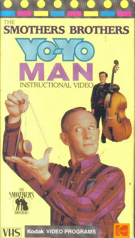 smothers brothers yo yo man instructional video