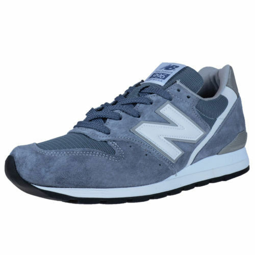 c1b772bdce4 Details about NEW BALANCE 996 'AGE OF EXPLORATION' BLUE BLUE BELL SILVER  M996CHG MADE IN USA