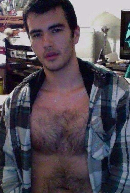Details about Shirtless Male Handsome Dude Hairy Chest Facial Hair Dude  PHOTO 4X6 D387