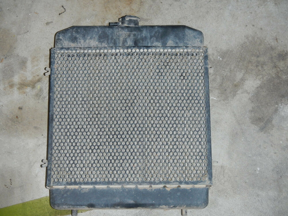 Details About RADIATOR COVER GUARD TEMP SWITCH 1999 99 ARCTIC CAT 500 4x4 ATV