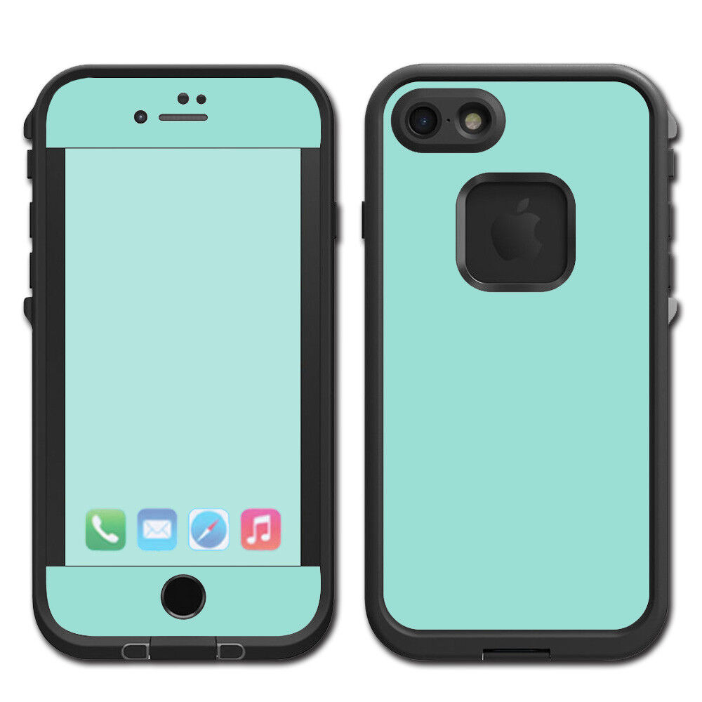 Details about skins decals for lifeproof fre iphone 7 case seafoam green