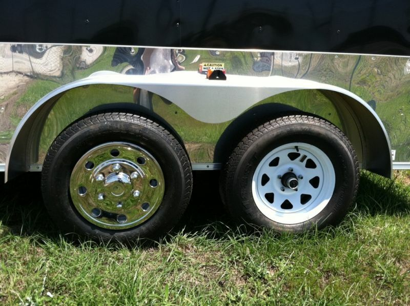 Rv Wheel Covers : Quot stainless steel trailer wheel hub caps rim covers