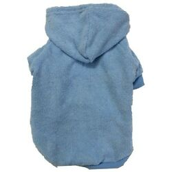 NEW French Terry Hoodie Hooded Dog Sweatshirt Pet Life (Choose Size & Color)