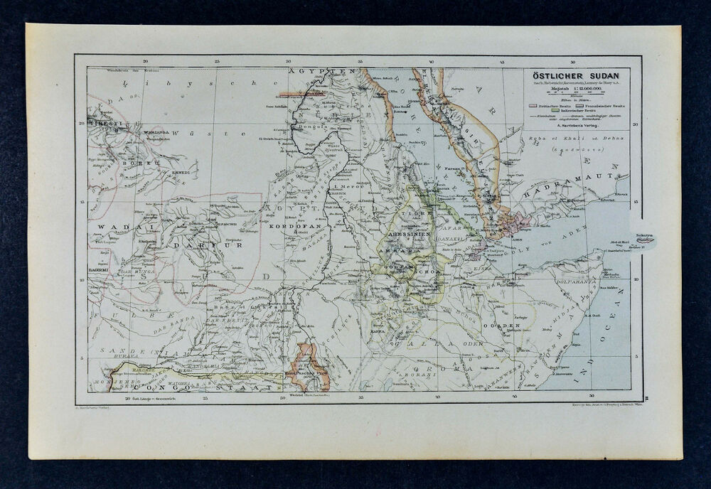 c1885 Hartleben Map East Africa Sudan Abyssenia Somalia ... on blank map of gabon, blank maps of africa for students, blank map of the arabian peninsula, blank map of middle west, blank political map of middle east, blank map of the pacific ocean, blank map of togo, blank map of cameroon, blank map of comoros, map of middle east and africa, blank map of central african republic, blank map of botswana, clear map of east africa, blank map of latvia, blank map of the pacific islands, blank africa and middle east map, blank map of the mediterranean basin, blank map europe north africa, blank africa map geography, blank map of kyrgyzstan,