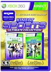 Kinect Sports Ultimate Collection, Xbox 360, Xbox 360. Good Cond. Video Game. 88