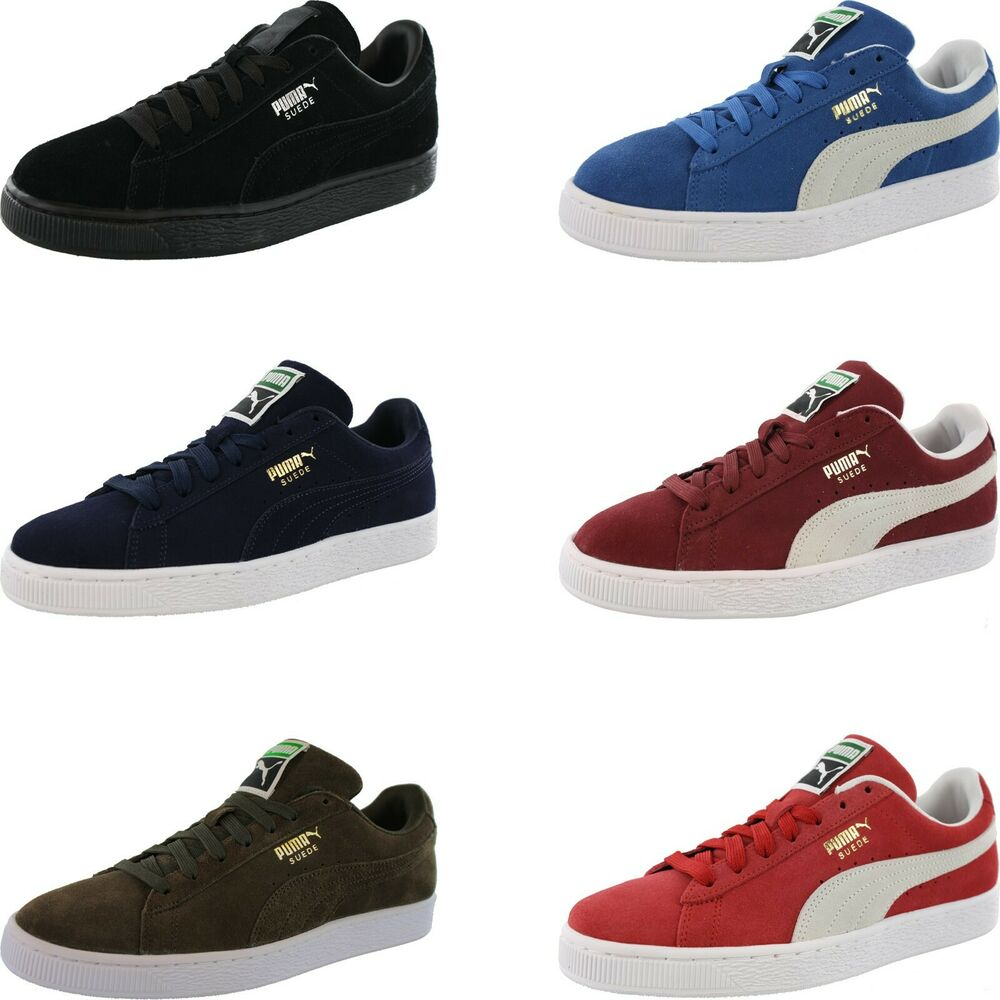 97e7bae9719e Details about PUMA SUEDE CLASSIC PLUS MEN S SNEAKERS