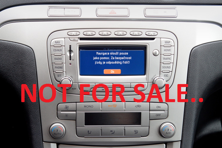 ford blaupunkt travelpilot ex sat nav radio cd player. Black Bedroom Furniture Sets. Home Design Ideas