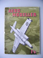Aero Modeller I'6 June 1956 Modellbau model making