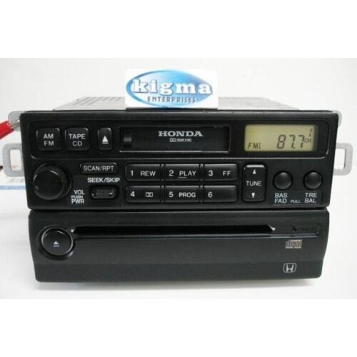 honda-accord-19982002-cassette-cd-player-radio-combo-2pa0-tested-57368acdg
