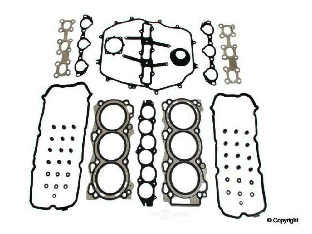 Engine Cylinder Head Gasket Set Stone Wd Express Fits 2004 Infiniti