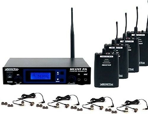 vocopro silentpa in ear band professional pll wireless in ear monitor package 692868462269 ebay. Black Bedroom Furniture Sets. Home Design Ideas