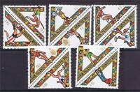 Cook Is 1969 South Pacific Games SG 295/304 MNH