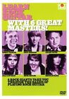 LEARN ROCK GUITAR WITH 6 GREAT MASTERS HOTLICKS DVD HOT702 ROTH TAYLOR JOHNSON