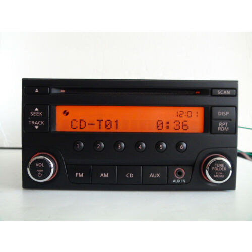 nissan-versa-2014-micra-2015-2016-cd-player-front-aux-base-model-pp3442c-tested