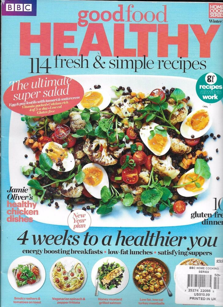 Bbc Good Food Healthy Magazine Fresh Fecipes Gluten Free Dinners
