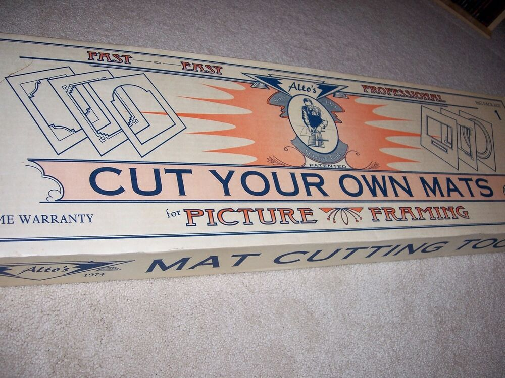 Altos Cut Your Own Mats Picture Framing New Ebay