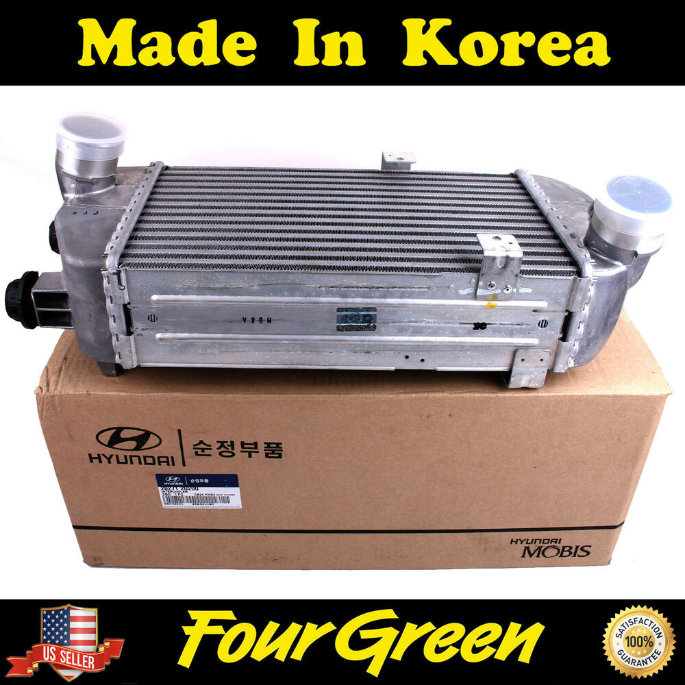 2011 Hyundai Sonata Turbo: INTERCOOLER FITS HYUNDAI SONATA TURBO 2.0L 2011 2012 2013