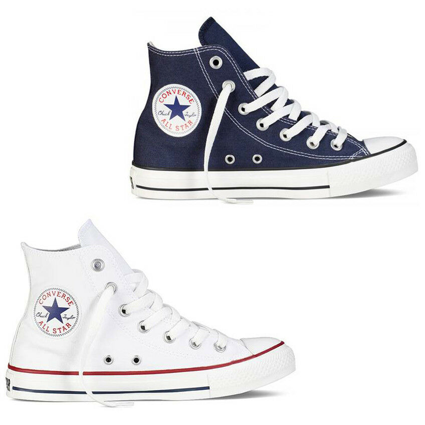 438b0d9fdbec0 Details about Converse Chucks Taylor All Star Classic High Canvas Shoes  Trainers M9622 M7650