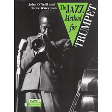 The Jazz Method for Trumpet Learn How to Play Music Lessons Book CD Pack NEW