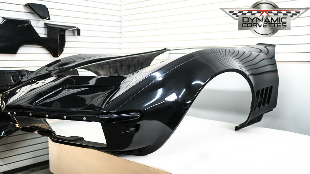 1968 1969 c3 corvette l 88 custom one piece front clip fiberglass ebay. Black Bedroom Furniture Sets. Home Design Ideas