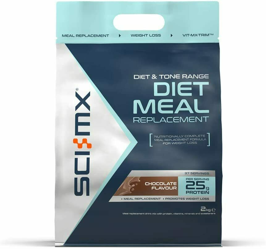 Sci-Mx Nutrition Diet Pro Meal Replacement Protein 2kg ...