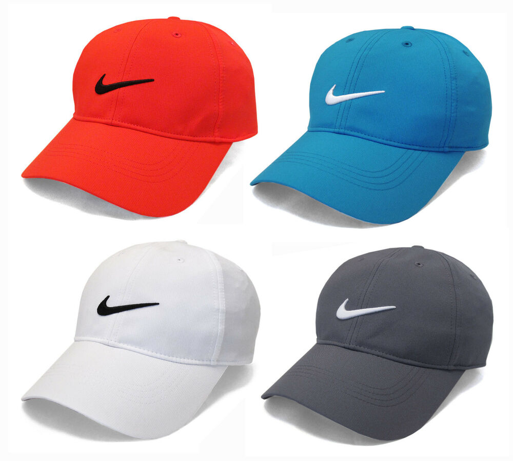 28b22a90309 New Nike Golf Legacy 91 Tech Golf Swoosh Cap Hat Pick Color - 727042 ...