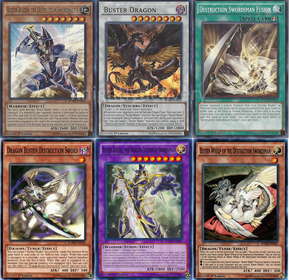 Buster Deck