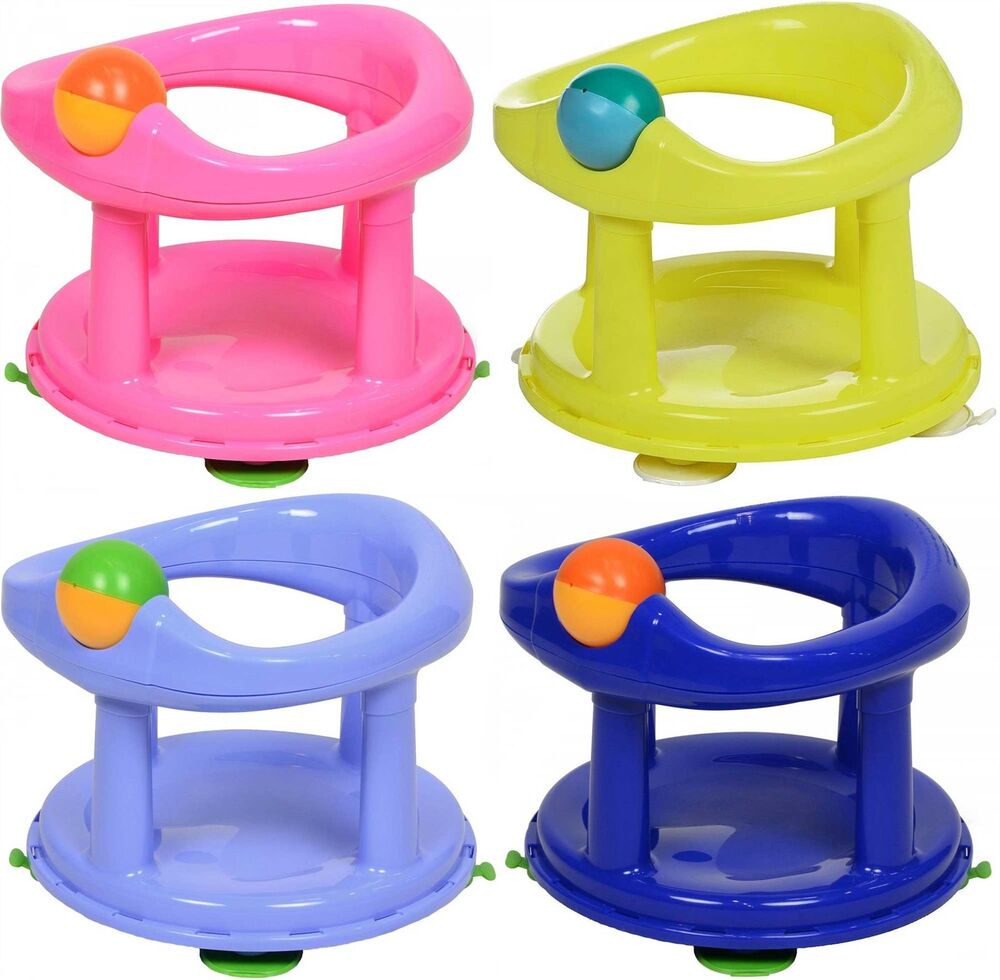 Safety 1st Swivel Bath Seat Baby Infant Tub Bathing