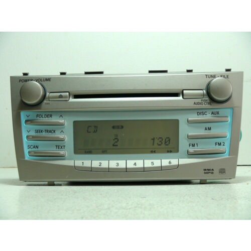 toyota-camry-07-08-09-cd-mp3-wma-player-11815-11831-11832-11851-base-soundtested