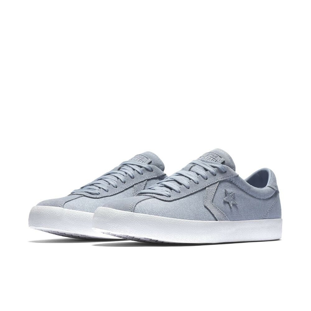 7e261c58cdf76a Details about Converse Breakpoint OX Blue Granite White Gray Low Top  Sneaker 155583C