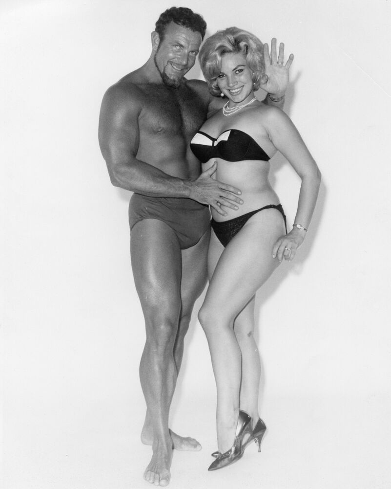 84e25a6a58 Details about Vtg 1940s -1950s Muscle Beach Venice Beach Body Builder Gay  Interest Photo #735